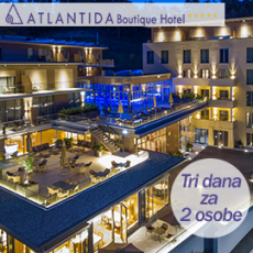Atlantida Boutique Hotel 5*
