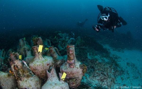 FOTO/VIDEO: Grčka otvorila svoj prvi podvodni muzej u olupini antičkog broda
